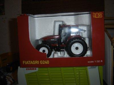 Nouveauté ! Fiat G 240 Ros !