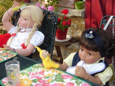 Alice ,Maya et Sarah