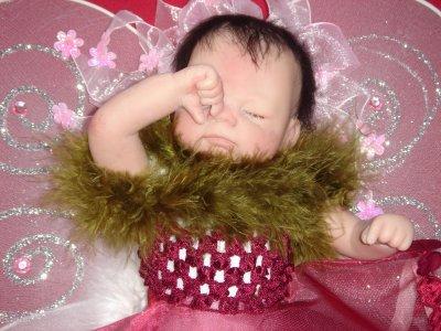 Laurelin en petit elfe !!!