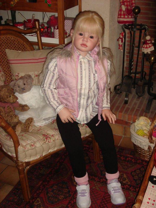 Alice et ses tenues