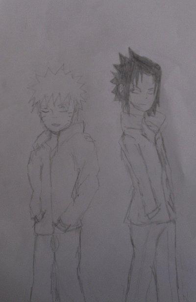 Si Sasuke ne serait pas parti...