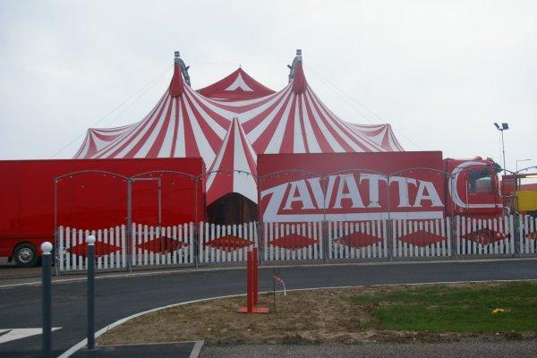 cirque luigi zavatta a Compiègne (ancien reportage)
