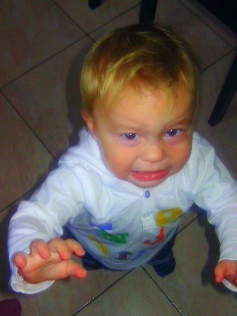 Baptiste 19 mois ,Un Amour magique
