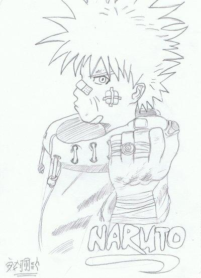 Naruto !!   <3       ^^