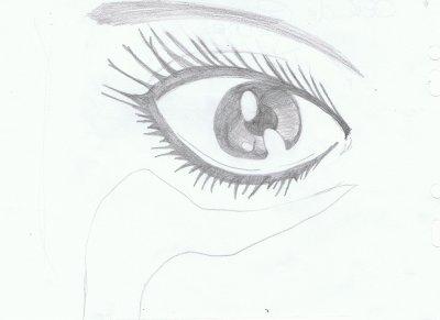 gunnm eye