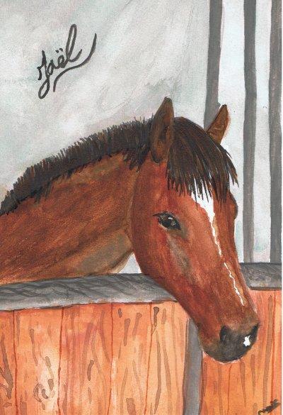Un cheval pas comme les autres  ^^'''''''