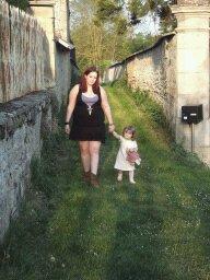 mon coeur et ma niece