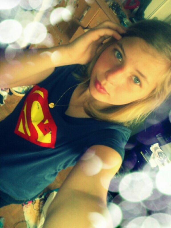 Je me prenais pour superman alors que dans ma tete j'allais super mal .. </3