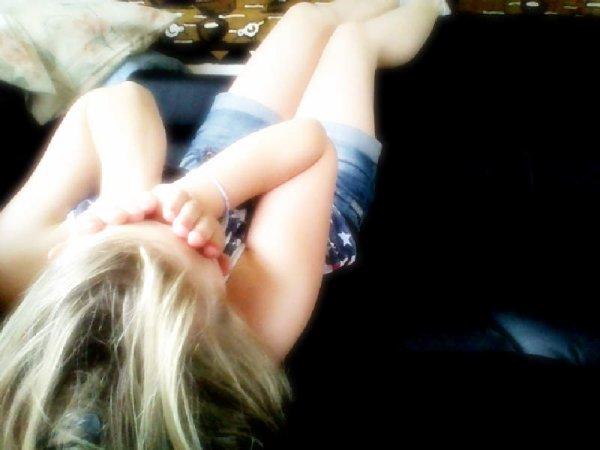Délire avec elle .. ♥
