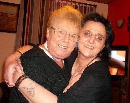 Deux femme formidable