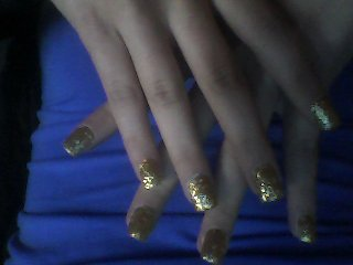 Mes ongles actuel