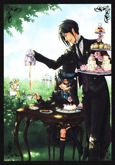 Kuroshitsuji/Black butler