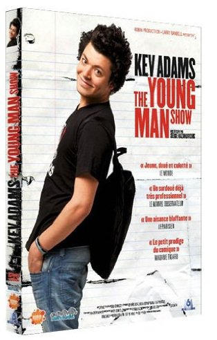 DVD Kev Adams