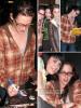 - Remember; 19.04.09 : Kristen, Nikki Reed & Taylor Lautner se sont rendu au concert de King of Leon à Vancouver. Sa les amis, c'est la GeekAttitude. Sa passe... ou sa casse. Enfin, chacun fait comme il veut hein ... -