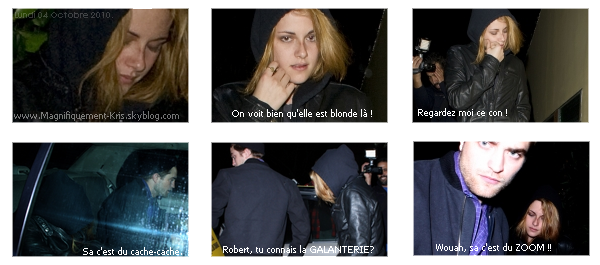 - Non, tu ne rêves pas. Kristen & toujours vivante mais aussi toujours avec Robert Pattinson.-