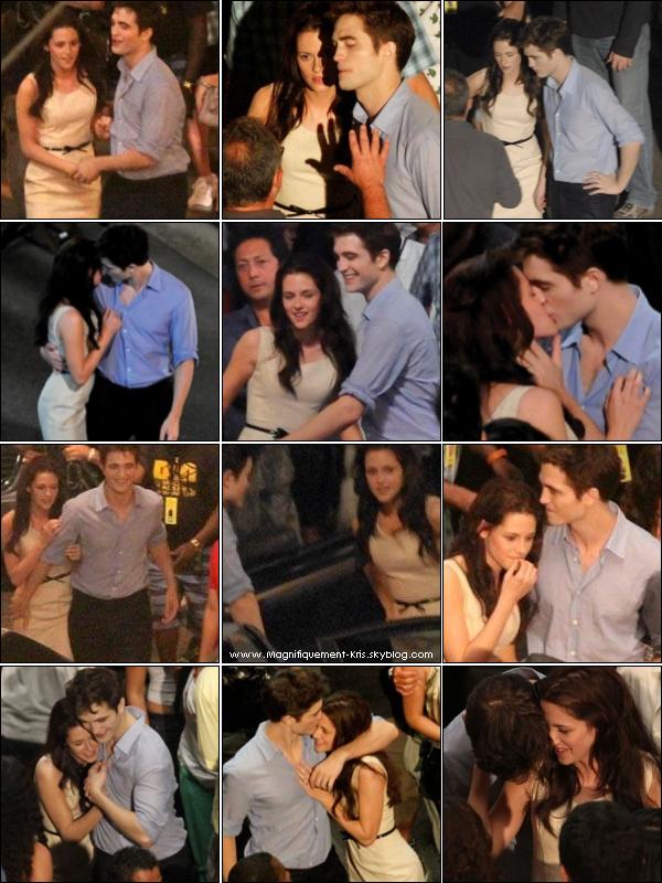 - Kristen porte bien des RAJOUTS. Heureux/se?  Content de revoir Edward & Isabella?-
