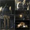 -  09.04.11 : Kristen Stewart & le reste du cast  célébrant son anniversaire sur le set de Breaking Dawn. OMG, enfin des news quoi! Après plus d'un mois sans rien nous avons le droit à des photos floutées.__C'est mieux que rien. -
