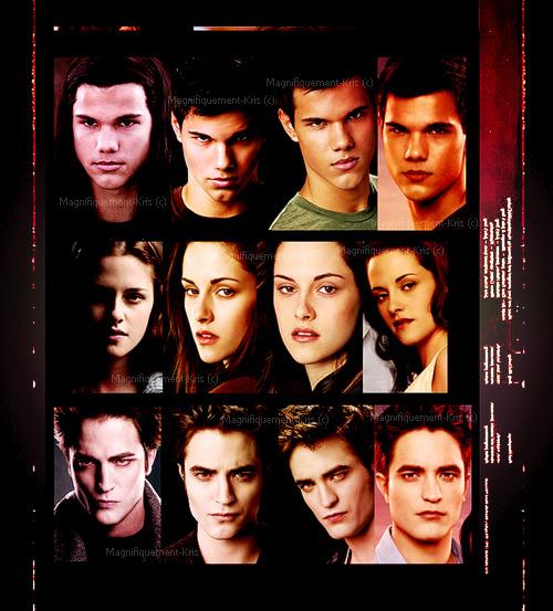 3 personnages principaux.. 3 évolutions.. une préférence?Pourquoi? `Perso moi c'est Edward..