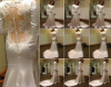 Normalement, c'est Kristen sur les photos & c'est la robe de mariée d'Isabella Marie Swan.