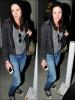 10.07.11 Kristen Stewart ce tapant la pose à l'aéroport de Los Angeles. J'aiiime sa tenue. Parfaitement belle!