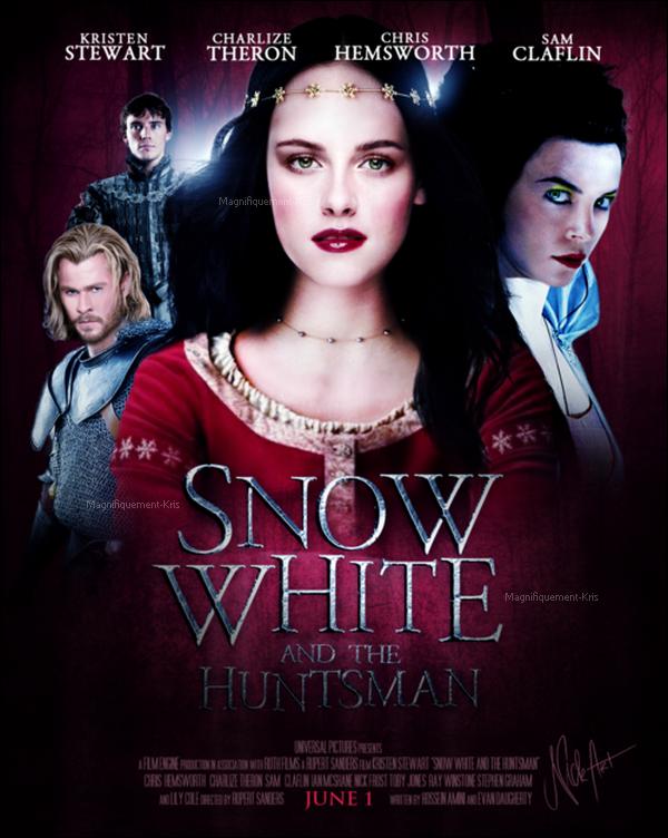 FanMade : Je trouve cette affiche superbe. Les couleurs sont géniales. Kristen est belle.[/align.]