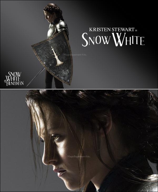"""23.07.11 : Kristen était de nouveau présente au Comic Con, mais cette fois-ci pour présenter """"Snow White and the Huntsman.""""[/align.]"""