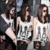 """23.07.11 : Kristen avant ou après le Comic Con arrivant à son hôtel """"Hard Rock Hote"""" à San Diego.[/align.]"""