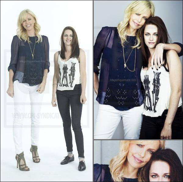 Photoportraits du cast de Blanche Neige lors du Comic Con. Ils sont sublimes. [/align.]