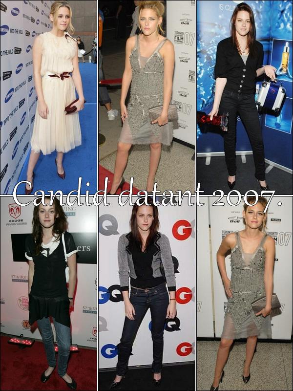 Kristen Stewart n'a pas toujours été un modèle de simplicité & bon goût. [/align.]