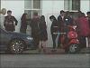 04.09.11 : Kris Stewart, Rob Pattinson & Cie ce trouvant devant un immeuble. Je ne sais où. [/align.]