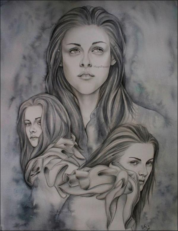 Voici de magnifique dessin. Ils sont vraiment bien fait. Certains ont vraiment beaucoup de talent! Son tumblr.