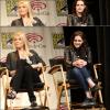 17.03.2012: Kristen, Charlize Theron et Rupert Sanders (réalisateur) était à la WonderCon pour SWATH à Anaheim, LA.