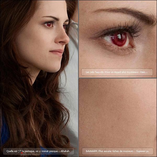 Breaking Dawn partII.     New still du couple que nous appelons : Edward Massen Cullen & Isabella Marie Swan-Cullen.