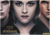 "Poster de Breaking Dawn part 2 dans le magazine ""Dream'up"""