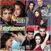 COUVERTURES  Entre Kristen Stewart, Robert Pattinson et Entrainment Weekly... C'est l'amour fou.