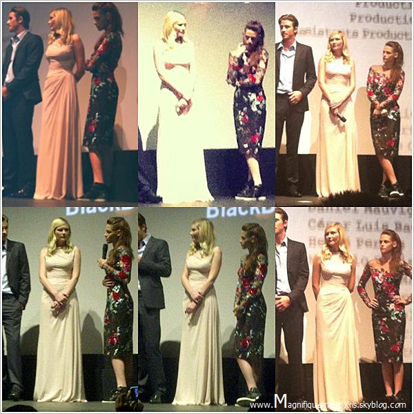 Evénement| 07.09.12 : Kristen et le cast étaient auToronto International Film Festival pour présenter OTR.