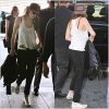 Candid | 09.09.12 ; Stewart s'est rendue aujourd'hui même à l'aéroport de Toronto. Elle rentre à la maison.