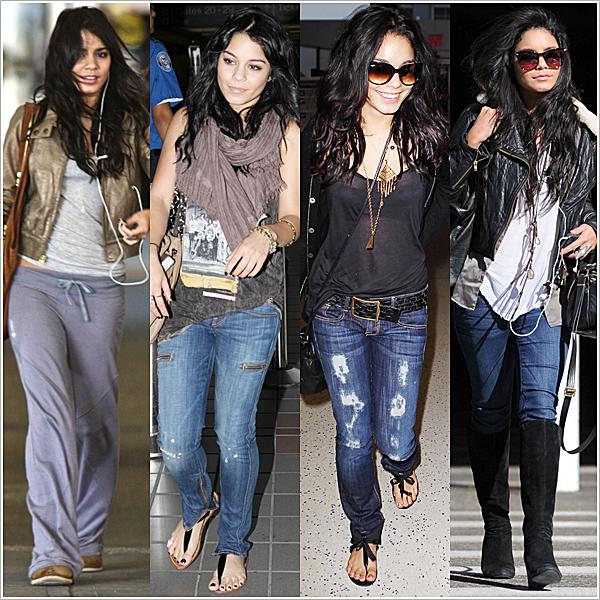 L'aéroport est le second endroit emprunté par les célébrités après de red carpet.