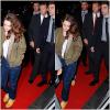 A ce rythme là, elle va finir à poil sur les red carpets la Kristen Stewart croyez-moi.