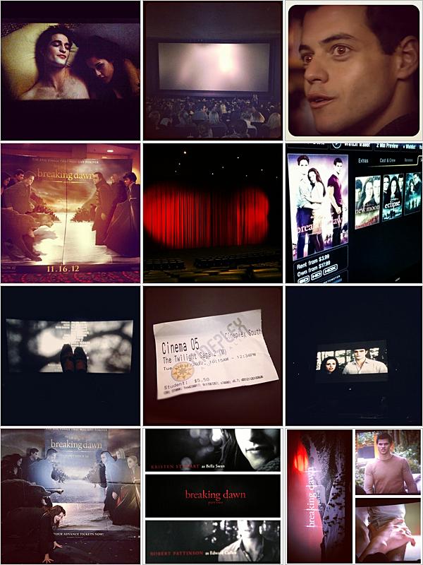 Instagram party. BD part 2 ou l'excuse de faire des taaas de photos pour se souvenir de sa sortie et des décors.