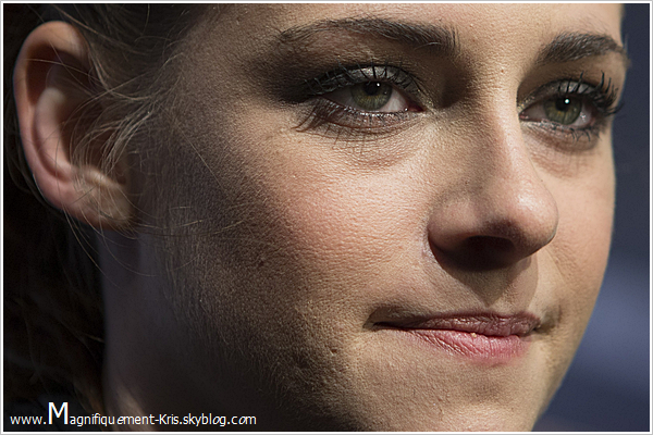 Son visage, ses yeux, ses lèvres, sa moue... Kristen Jaymes Stewart♥
