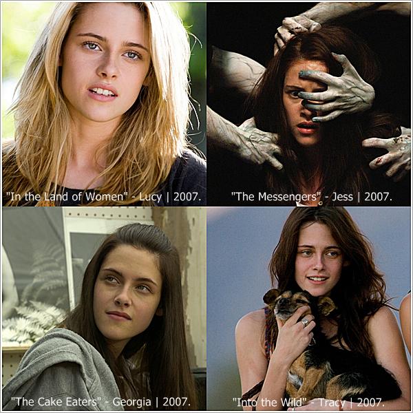 Kristen Stewart n'est pas que la pigeonne de Twilight, sachez-le !