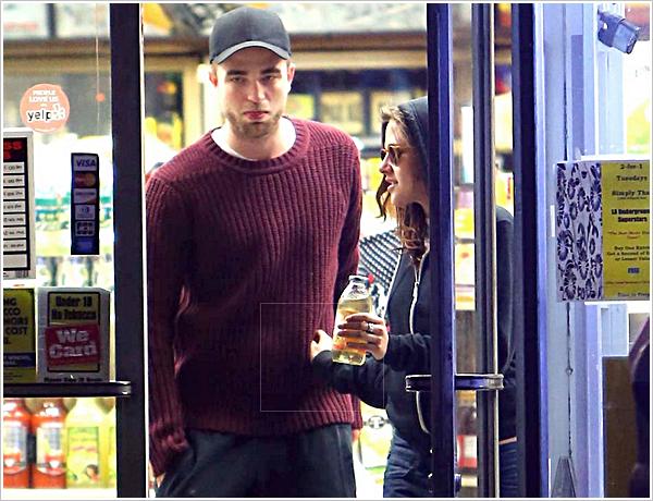 Candid |Le petit couple Americano-Anglais est allé faire des courses à Los Angeles.  28'04'2013