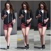 Candid |Kristen Stewart & des amis sont allés se balader dans Los Angeles.  29'04'2013