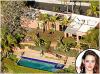 Exclusivité |        Voici l'extérieur de la villa de Kristen Stewart à Los Feliz.