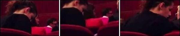 Candid|Kristen a été vu a la représentation de la pièce ''The Orphans'' à Brodway.  07'05'2013