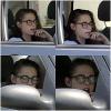 Candid|Kris Stewart et une amie traînaient dans les rues de Los Angeles en voiture.  20'05'2013