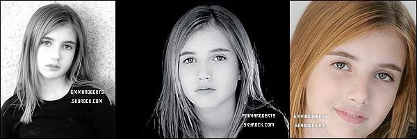 Découvrez un photoshoot d'Emma, enfant, que Suzanne Allison a réalisé en 2001.