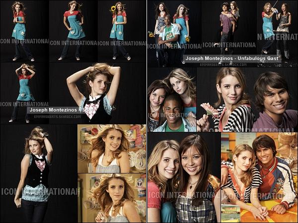 ✿ Partie 4 - Découvrez quelques photoshoot d'Emma réalisés durant l'année 2006.