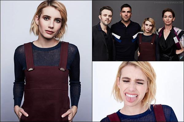 Emma et ses co-stars ont réalisé un photoshoot pour Getty Images et Buzzfeed.